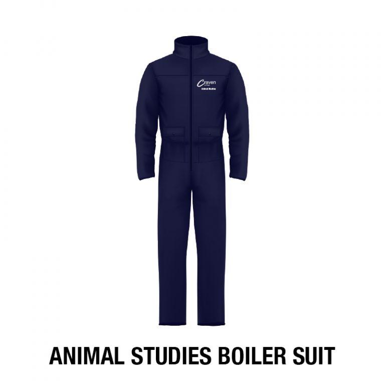 Craven College Website Photo Animal Studies Boiler Suit 768x768 - Boilersuit - Animal Studies